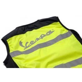 Gilet jaune veste de protection Vespa