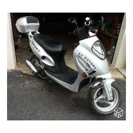 amortisseur scooter yiying yy t 125 50 transcocasse. Black Bedroom Furniture Sets. Home Design Ideas