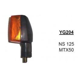 clignotant HONDA NS 125 1985/1988 ET MTX 50 1983/1985