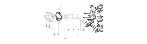 Groupe Cilyndre Piston Axe